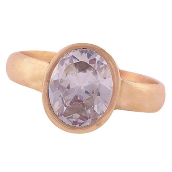 Zircon (Substitute for diamond)